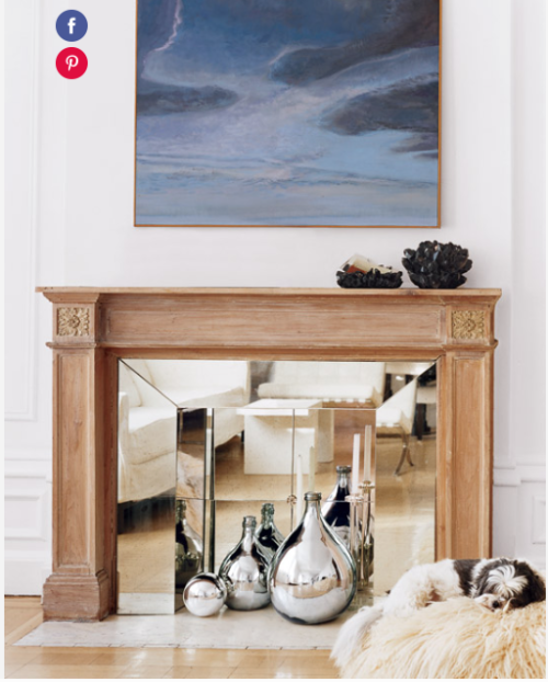 9 Decorating Ideas For An Unusable Fireplace